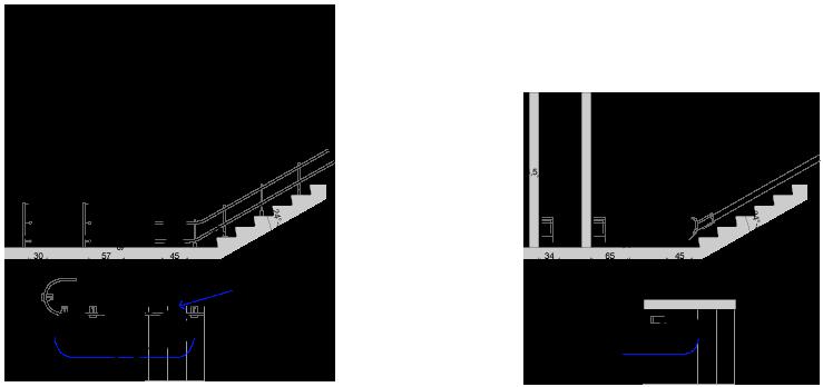 Great servoscala scale mobili elevatrici with larghezza - Larghezza scala interna ...